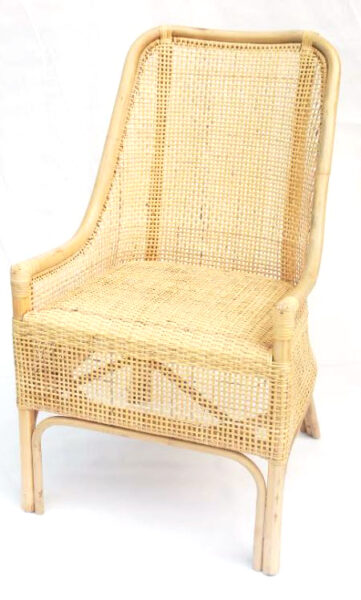 Albany Chair. Light White Wash