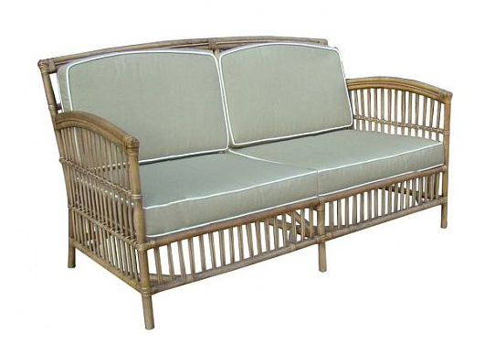 Americana 2.5 Seater. Tobacoo Stain