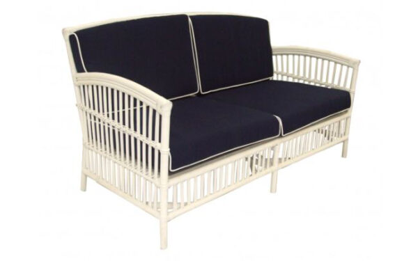 Americana 2.5 Seater. Solid White