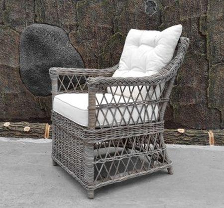Balcony Chair, Kubu Grey