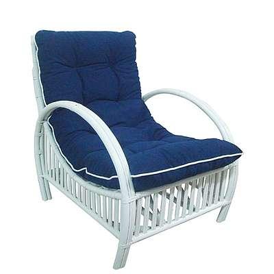 Hampton Chair White