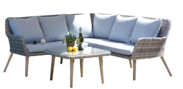 Corso Corner Sofa Set