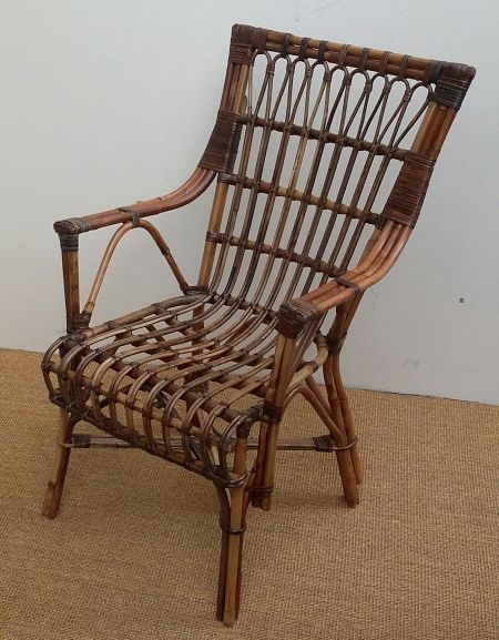 Havana High Back Chair