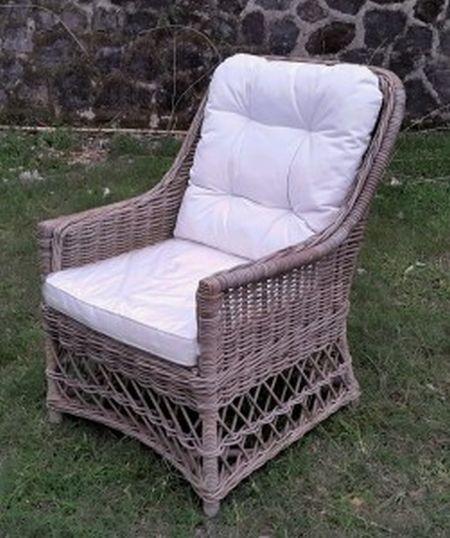 Pioneer Chair, Kubu Grey