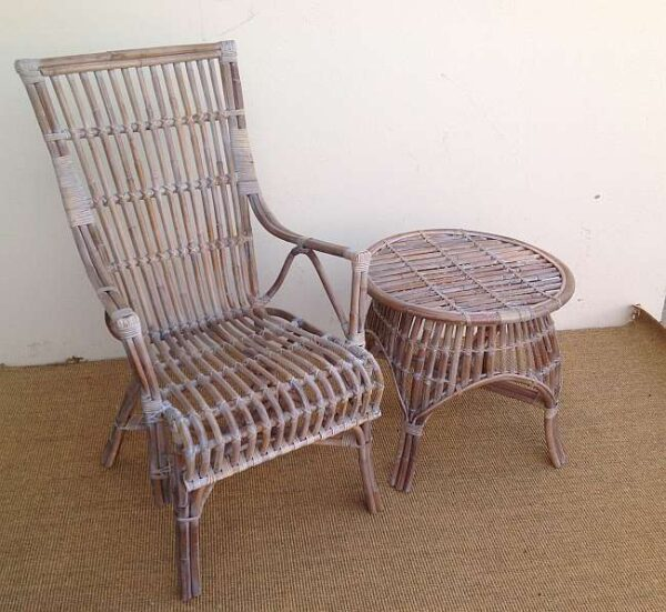 Queenslander Veranda Chair & Side Table