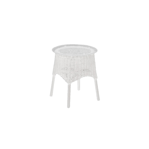 Avalon Table - White