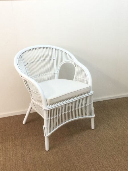 Becky Chair, White