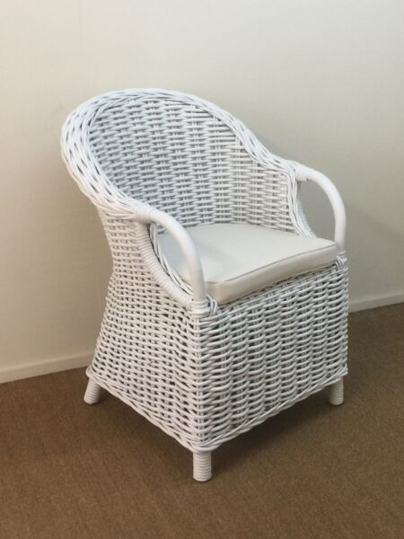 Sophia Chair, White