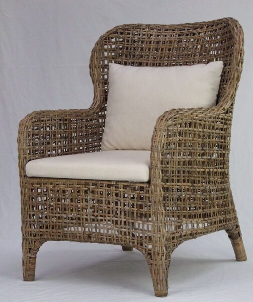 Zanzibar Wing Back Chair