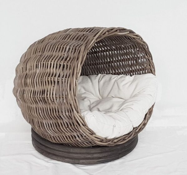 Pet Basket Round