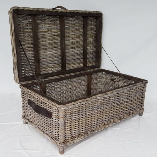 Rattan Trunk, Coffee Table